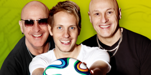 Axel Fischer feat. Right Said Fred